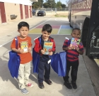 'School Bell' offers clothes, books and hope