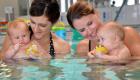 Swim School offers classes for babies