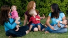 New moms can gain support, help online