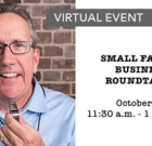 Get insights on succeeding in a small family business