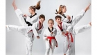 Kids, teens can learn karate in city classes