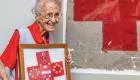 Centenarian is 80-year volunteer