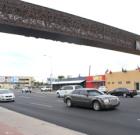 Melrose District gets new entry signage