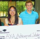 Local teen receives $25,000 award