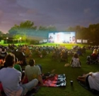 Enjoy a free movie, water fun in the park