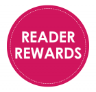 Enter to win December's reader rewards!