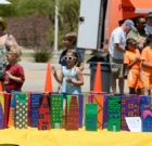 Arts, music festival features work by kids
