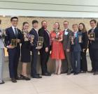 PCDS speech teams finish great season