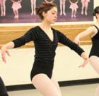 Free classes at ballet school