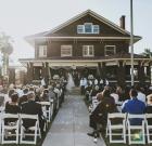 Celebrating family at historic home