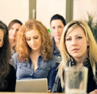 Young women learn career tools, strategies