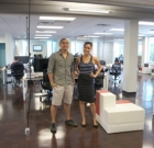 Co-working space helps entrepreneurs grow