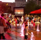 Free summer movies at Patriot's Park