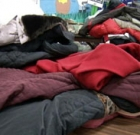 High school club holds coat drive