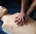Learn life-saving CPR technique