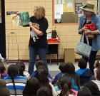 Local authors stay focused on children