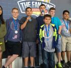 Robocougars compete in championship