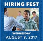 Hiring Fest set for Aug. 9