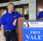 Free valet service at heart hospital