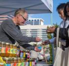 U-Haul hosts a Farmers Market