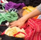 Clothing drive for homeless women, kids