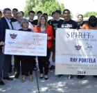 Portela surprised with Spirit of Cotton Award