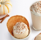Pumpkin flavors now at Creamistry
