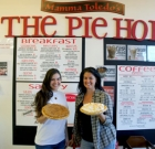 Mamma Toledo's pampers your Pie Hole