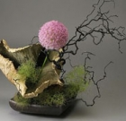 Ikebana Exhibit Jan. 26-27 at garden