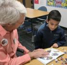 Volunteer literacy tutors sought