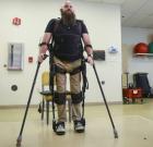 Phoenix VA receives robotic exoskeleton