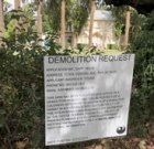 Demo permit fight heads to zoning hearing
