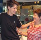 Non-profit helps busy woman raise grandson