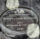 Purple Lizard is District 24 honoree