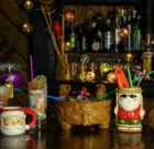 Sippin Santa' pop-up offers holiday drink fun