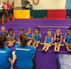Children can boost tumbling skills at clinic