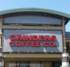 Grinders Coffee Co. reopens after fire