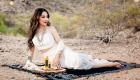 Trauma, dry desert inspire skincare line
