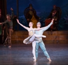 Ballet couple stars in PBS documentary