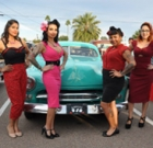 Fundraiser features vintage cars, raffles