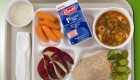 Schools feed students during closures