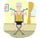 Exercise in chair for free, easy benefits