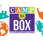 Museum providing 'CAMP IN A BOX'