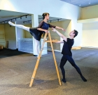 Ballet school, company leaps into larger space