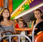 Enchanted Island features rides, games, boats