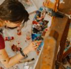 Channel creativity in Irish-themed art event