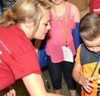 Back-to-school drive helps children in need