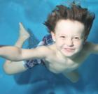Swim lessons focus on safety