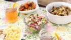 Mix veggies, protein for Flower Child deals