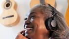 Explore music in online Memory Café